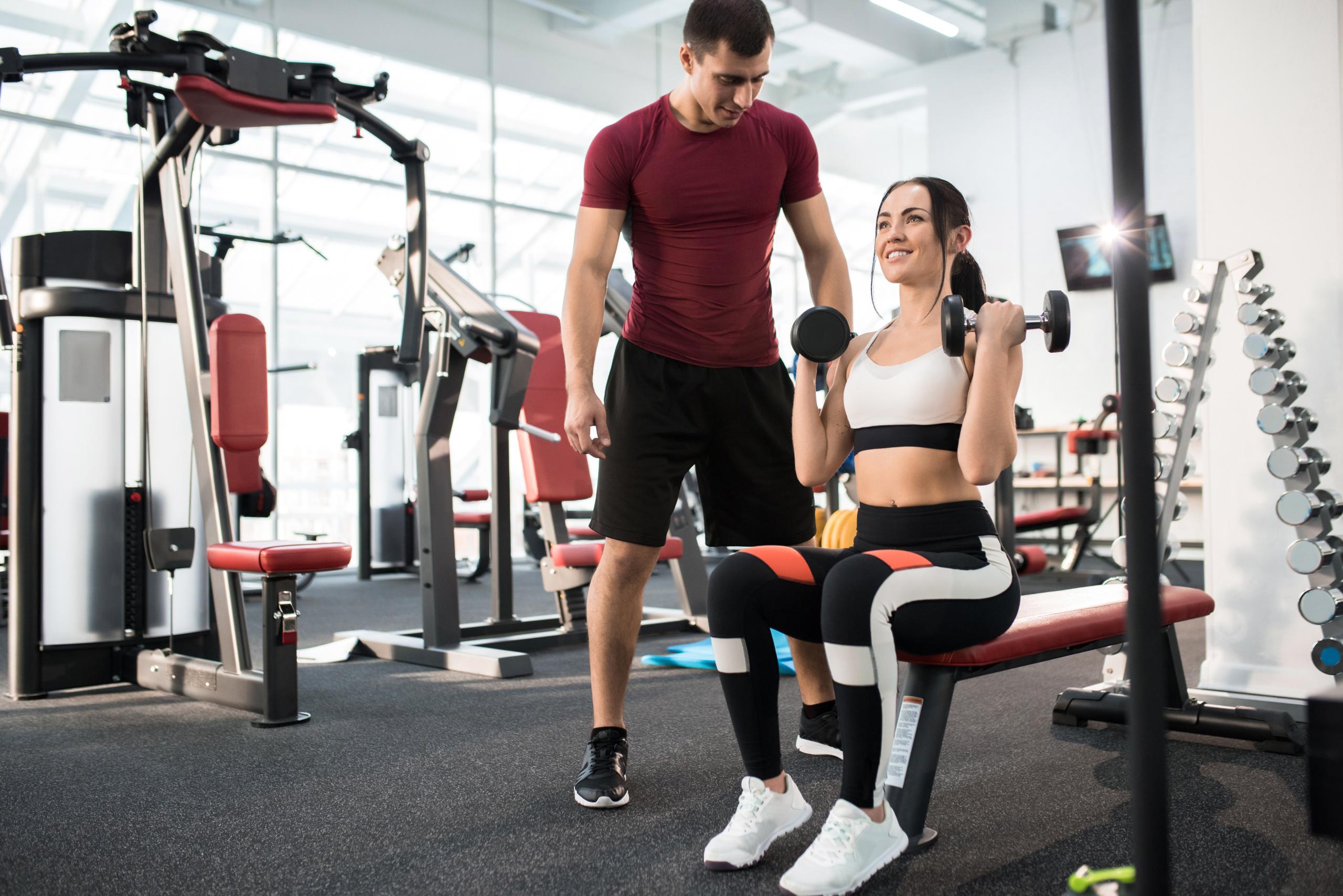 Find a fitness coach with Eventeus.com